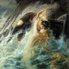 Gustav Wertheimer (1847 - 1902), The Kiss of the Siren, 1882