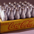 Andy Warhol, Silver Coke Bottles, 1967. Courtesy The Brant Foundation, Greenwich, CT, USA. © The Andy Warhol Foundation for the Visual Arts Inc. by SIAE 2013