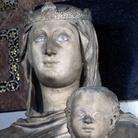 Arnolfo di Cambio, Madonna dagli occhi di vetro. Picture by Antonio Quattrone. Courtesy of Museo dell'Opera del Duomo di Firenze
