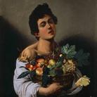 Caravaggio, Fanciullo con canestro di frutta, Roma, Galleria Borghese