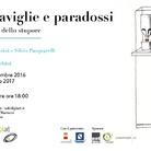 Andrea Barzini e Silvio Pasquarelli. Meraviglie e Paradossi. Il design dello stupore