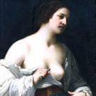 Rare visioni. Esposizioni temporanee di dipinti dai depositi - Guido Cagnacci, Lucrezia