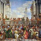 Una scena biblica trasferita in un banchetto veneziano rinascimentale: Le nozze di Cana