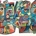 Umanità e sogno. Fantasie di forme e colori nell'arte di Emanuele Bettini