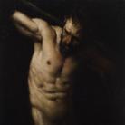 Roberto Ferri, CARONTE, 2017, Olio su tela, 25 x 30 cm | Courtesy of Roberto Ferri e Fondazione Stelline