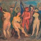 Alla Pinacoteca di Brera le <i>Fantasie </i>di Mario Mafai, un dono per non dimenticare