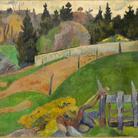 Paul Sérusier, La barrière / Lo steccato