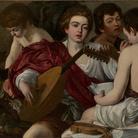 Caravaggio, svelati gli autori del madrigale raffigurato nei Musici