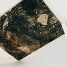 Zaelia Bishop. Uranio Cemento e Grafite