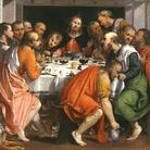 Girolamo Romano detto il Romanino, Ultima Cena, 1535, Duomo di Montichiari