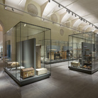 Matilde Borla racconta al pubblico gli antichi tessuti custoditi nel Museo