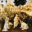 Torna agli Uffizi l'Adorazione dei Magi di Leonardo
