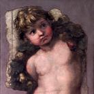 Raffaello Sanzio, Putto reggifestone, s.d., Affresco, 41.5 x 110 cm, Accademia Nazionale di San Luca, Roma