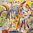 Jackson Pollock, The Water Bull, 1946. Olio su tela, Stedelijk Museum, Amsterdam © Jackson Pollock, by SIAE 2014