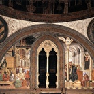 Affreschi nella Cappella Portinari