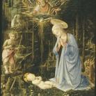 Adorazione del Bambino con i santi Giovanni Battis