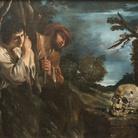 Guercino. Et in Arcadia ego
