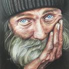 ClochArt. La nobiltà nei ritratti artistici di poveri e senzatetto