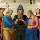 Raffaello e Perugino attorno a due Sposalizi della Vergine