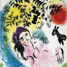 Marc Chagall, Ottavio Missoni. Sogno e colore