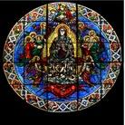 Restaurata la vetrata del rosone del Duomo di Firenze