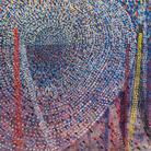 Tancredi Parmeggiani, Senza titolo (Ricordo armonico), 1952, Tempera su compensato, 121.7 x 79.5 cm | Courtesy of Mazzoleni Londra - Torino