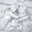 Oratorio di San Mercurio, Palermo, Dettaglio degli stucchi di Giacomo Serpotta (Palermo 1652-1732) | Foto: Cantiere Corpo Luogo per ARTE.it © Penzo+Fiore 2017