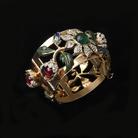 À la recherche du bijou perdu. Disegni originali di Yves Saint Laurent