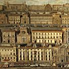 1693. Il Terremoto. La Santa. La Processione. Palermo