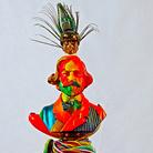 "Rudy van der Velde, VITTORIO SGARBI ""Ragione&Passione"": Hedoné, 2013, 28 x 27 x 61.5 cm | Courtesy of Rudy van der Velde"