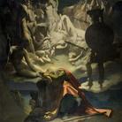 Jean Auguste Dominique Ingres, Il sogno di Ossian, 1813, Olio su tela, 275 x 348 cm, Musée Ingres, Montauban
