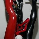 Francesco Guadagnuolo. Femminicidio - rosso, bianco, nero