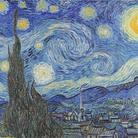 Vincent van Gogh,La notte stellata, 1889, Olio su tela, 73.7 x 92.1 cm, New York, Museum of Modern Art