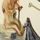 Salvador Dalí, Divina Commedia, Inferno, Canto 18
