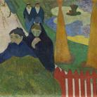 Van Gogh. I colori della vita, Padova, Centro Culturale Altinate / San Gaetano, 10 ottobre 2020 - 11 aprile 2021 | Paul Gauguin, Arlesiane (Mistral), 1888, The Art Institute of Chicago