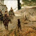 Pattuglia di cavalleggeri