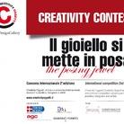 Creativity Contest - Il gioiello si mette in posa. II edizione