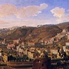 Veduta del Borgo di Chiaja