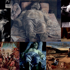 "Collage ""Mantegna Remake"" ,"