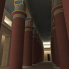 Virtual Temples, Real Life Insights: Digital Humanities and Ancient Egypt