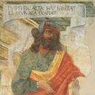 A Bergamo con il naso all'insù, tra facciate a colori, nel segno di Bramante