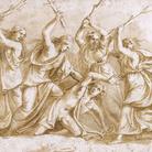 Giulio Romano, Orfeo ucciso dalle baccanti, Parigi, Musée du Louvre