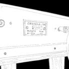 Alvise Bittente, Suono singolo in casa Scelsi, Illustrazione per il libro Teatri d'amore, Capitolo