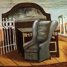 Giorgio de Chirico, Mobili in una valle (1927).