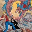 Martin Mystère e il serpente piumato Quetzalcoatl