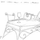 © Alvise Bittente per ARTE.it, Helmut Newton opening. S.P.A. e Champagne, Nel giardino del Bauer Palladio Hotel & Spa alla Giudecca per la mostra