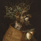 Giuseppe Arcimboldo, L'Inverno, 1572, Olio su tela, 71.4 x 93 cm, Houston, The Menil Collection