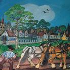 Antonio Ligabue: l'arte del poeta contadino conquista la Russia
