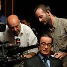 Sui set di Paolo Sorrentino. Fotografie di Gianni Fiorito