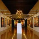 Le opere di Alfredo Sosabravo in mostra a Roma, presso il Palazzo della Cancelleria, dal 18 ottobre al 17 novembre 2015. © Bettini & Co. Gallery